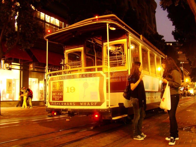 Bonde de San Francisco fotos de stock