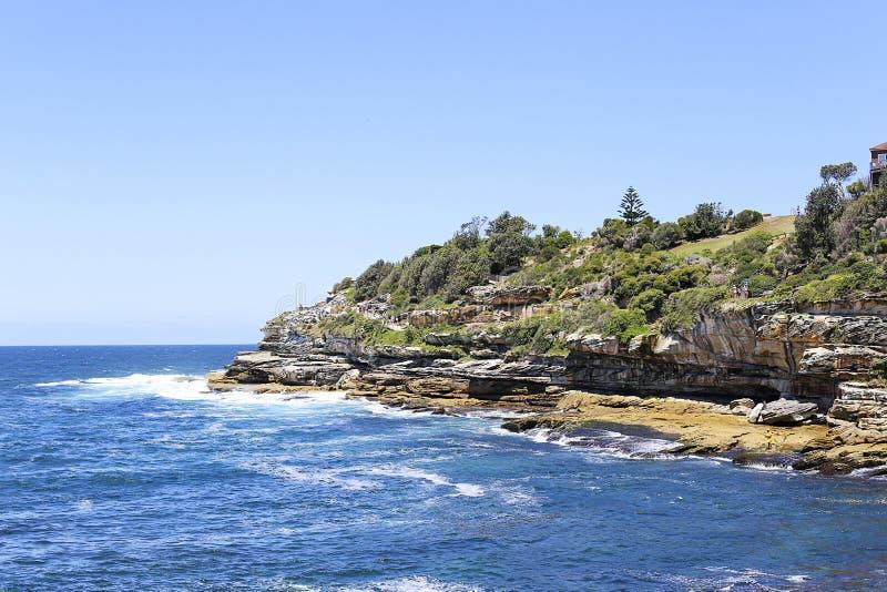bondi παραλιών της Αυστραλία&sigma στοκ φωτογραφία
