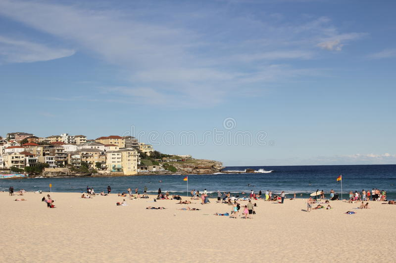 Download Bondi Beach Sydney stock image. Image of activities, attraction - 19252885