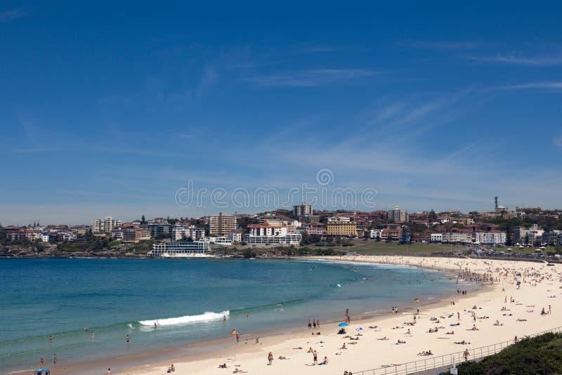 Bondi Beach Sydney, Australia Royalty Free Stock Image