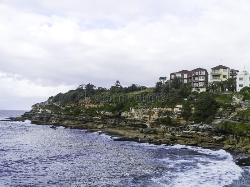 Bondi Coogee, Sydney, NSW, Australia obrazy stock