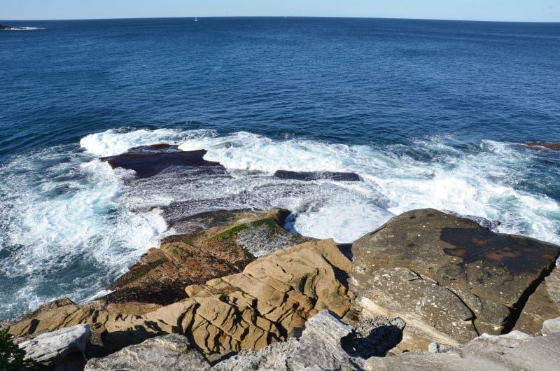 Bondi, Sydney, Australien lizenzfreie stockfotos