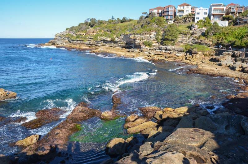 Bondi, Sydney, Australien stockbild