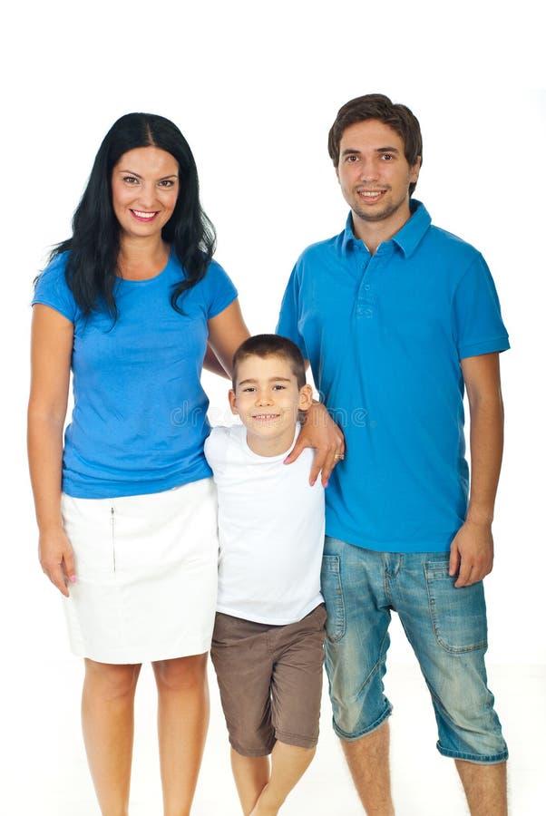 Bonding family royalty free stock photo
