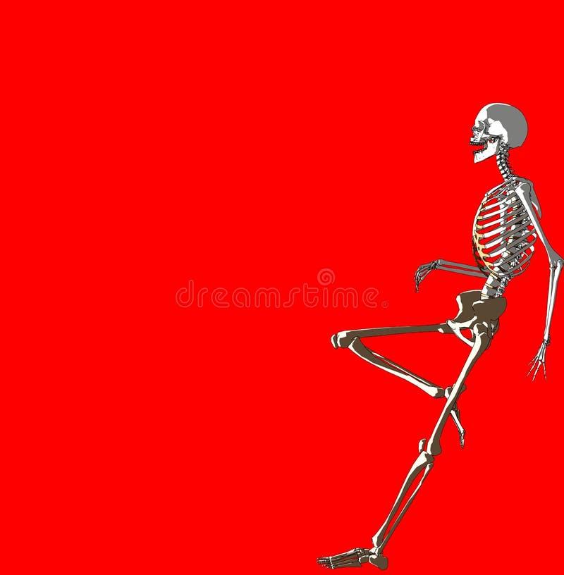 Download Bone 237 stock illustration. Image of fright, illustration - 980279