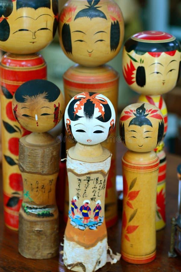 Boneca de Japão fotos de stock