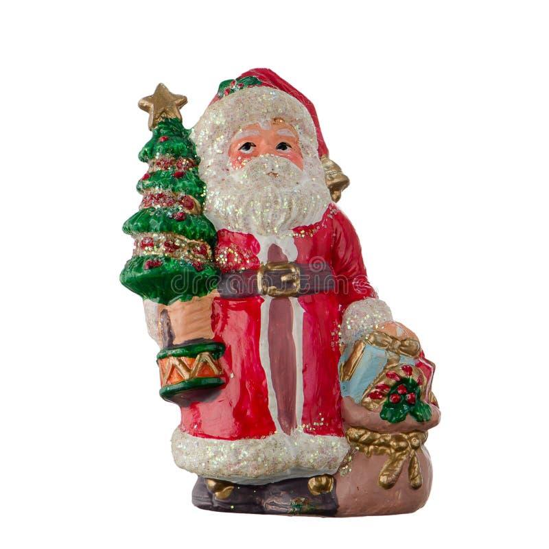 Boneca de Santa Claus foto de stock
