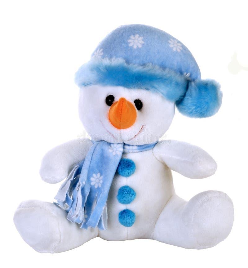 Boneca do Natal foto de stock