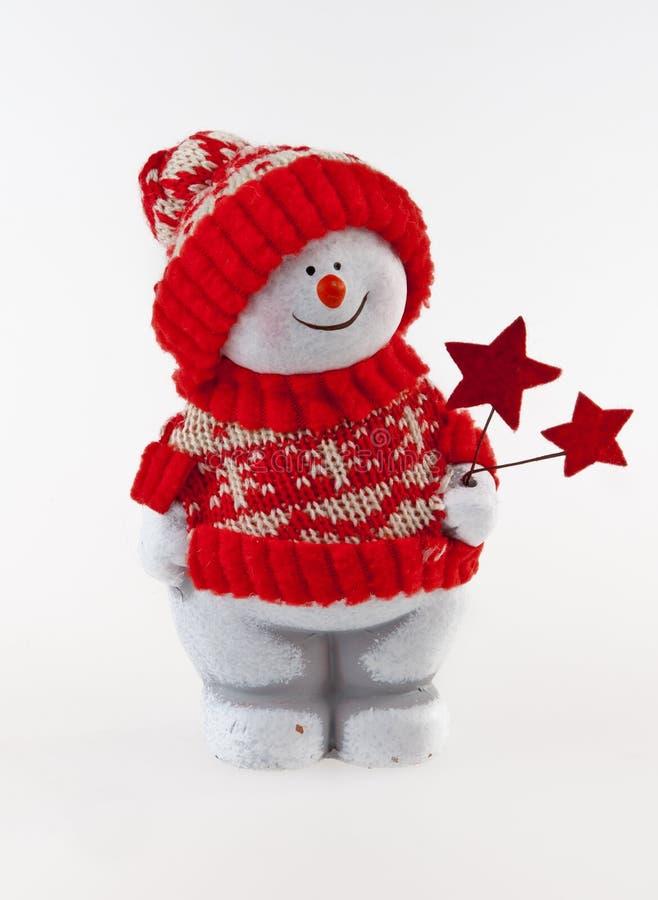 Boneco de neve imagem de stock royalty free