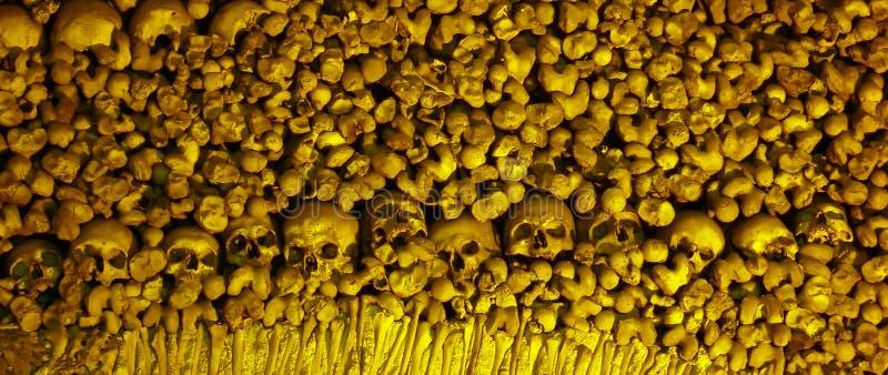 bones штабелированный человек стоковое изображение rf