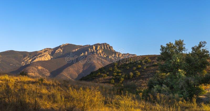 Boney Mountain Panorama fotos de stock royalty free