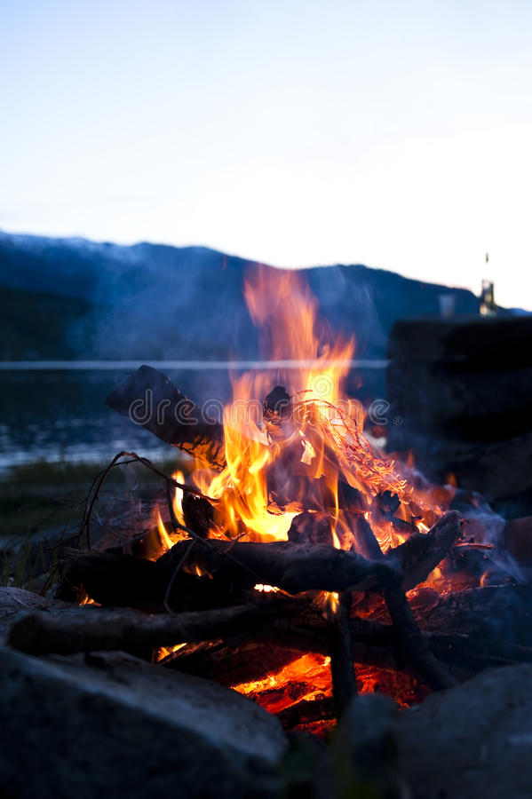 Free Bonfire 2 Stock Images - 14884824