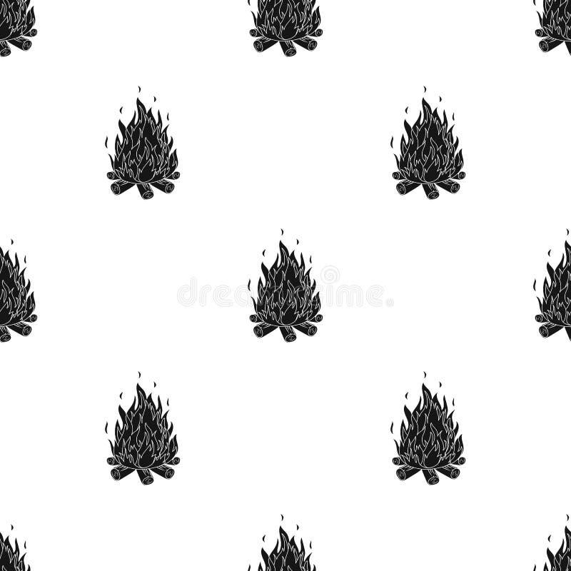 bongos Ενιαίο εικονίδιο σκηνών στο μαύρο Ιστό απεικόνισης αποθεμάτων συμβόλων ύφους διανυσματικό ελεύθερη απεικόνιση δικαιώματος