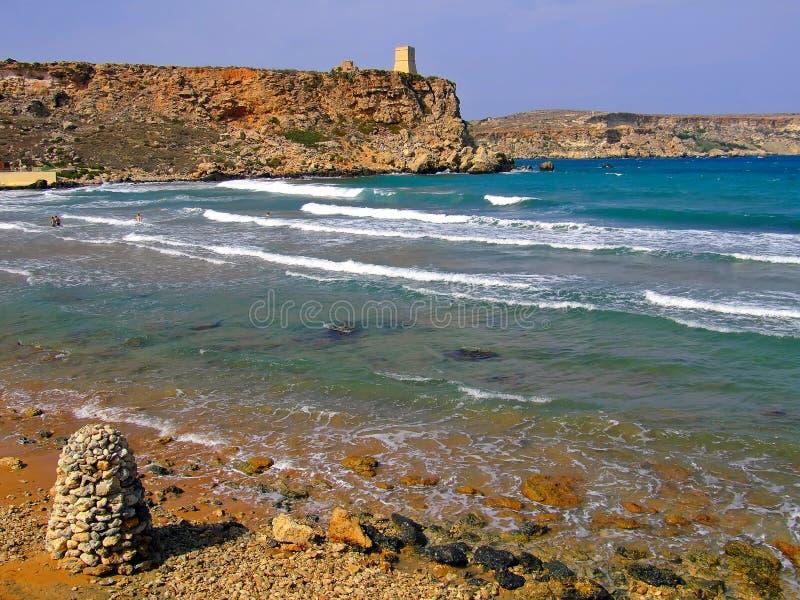Bonheur méditerranéen photographie stock