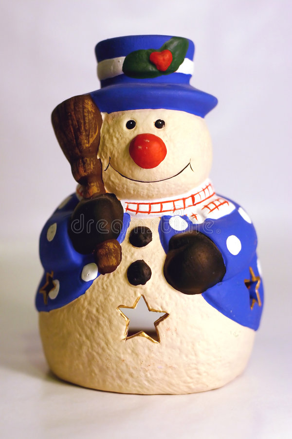 Bonhomme de neige photos stock