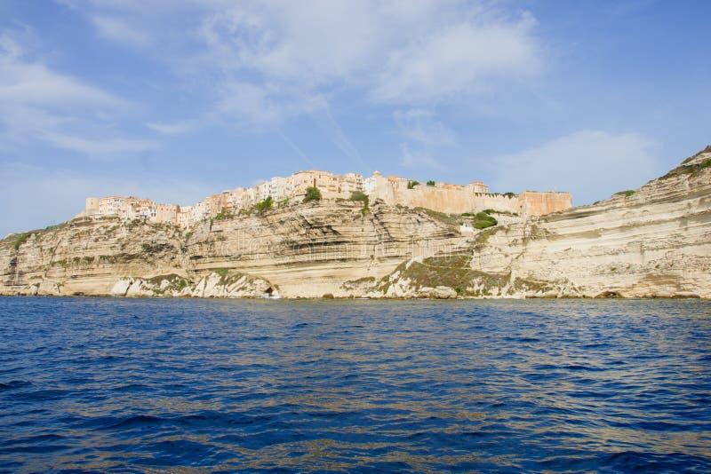 Bonifacio Citadel arkivfoton
