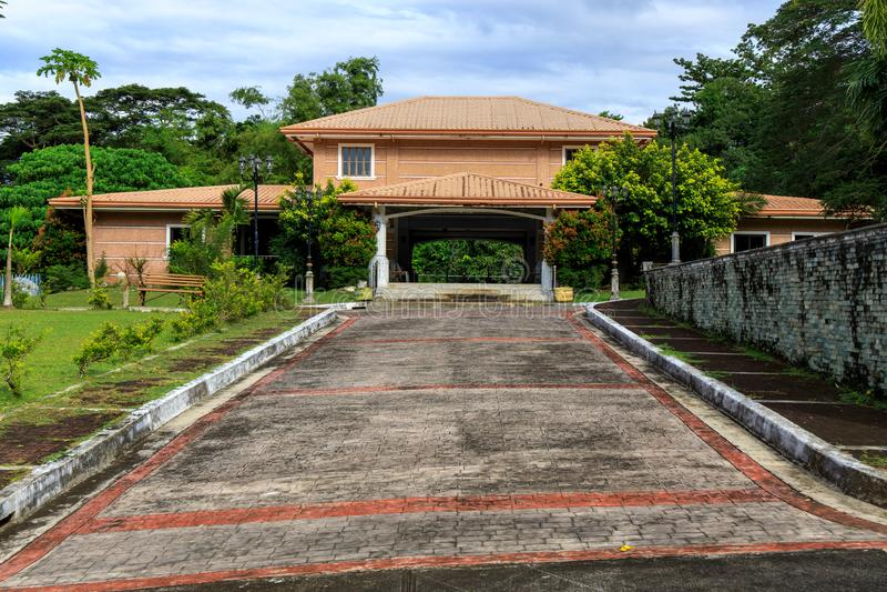 Bonifacio Shrine, Cavite, Philippines, Oct 26, 2019. Oct 26, 2019 Bonifacio Shrine park at Cavite, Philippines royalty free stock images