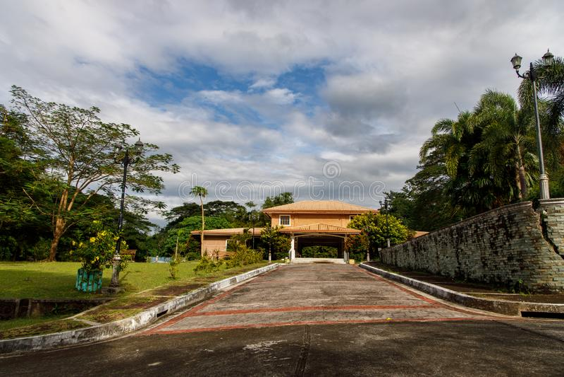 Bonifacio Shrine, Cavite, Philippines, Oct 26, 2019. Oct 26, 2019 Bonifacio Shrine park at Cavite, Philippines stock photo