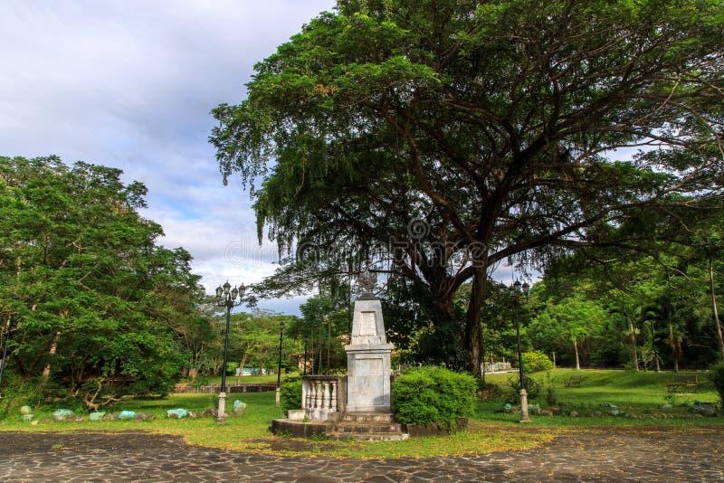 Bonifacio Shrine, Cavite, Philippines, Oct 26, 2019. Oct 26, 2019 Bonifacio Shrine park at Cavite, Philippines stock photos