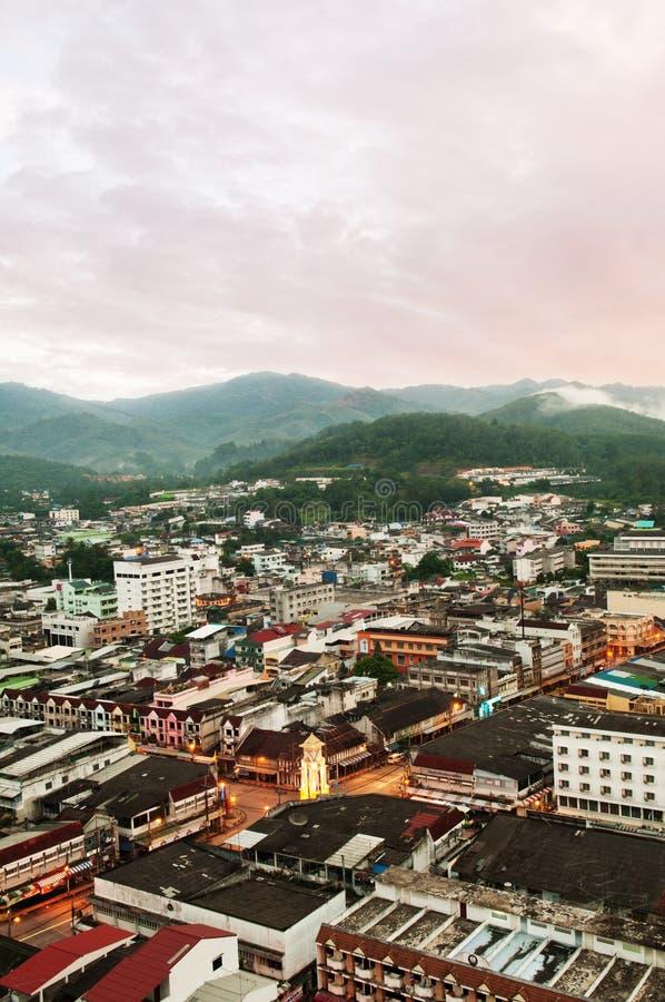 Bonjour Betong. photos libres de droits