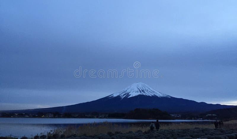 Bonjour fujisan image stock