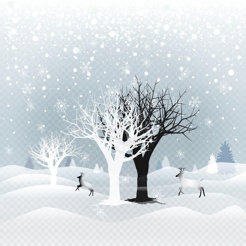 2019 BONJOUR signes de carte de décoration de Noël de vacances de bonne année de vacances d'hiver beaux illustration stock