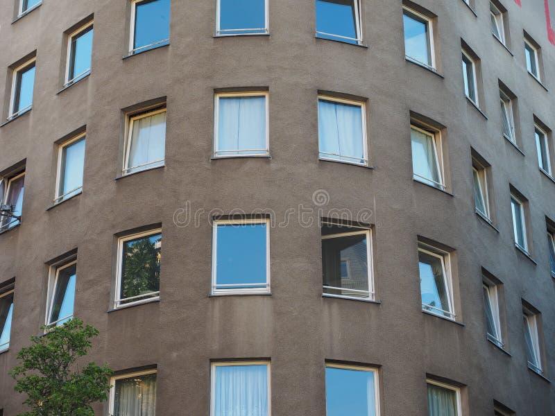 Bonjour Tristesse à Berlin photographie stock