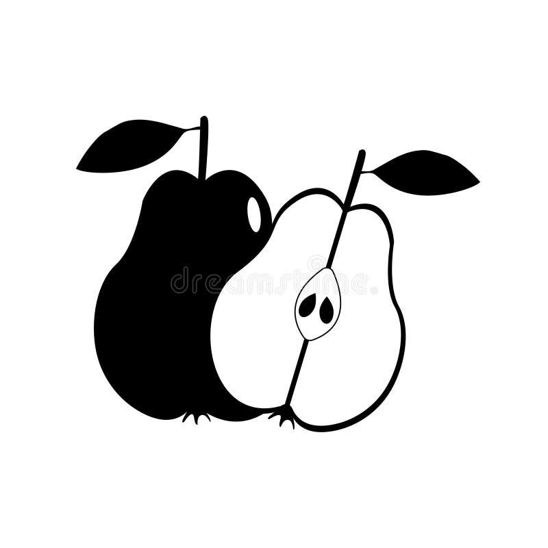 Bonkrety czarna ikona Odosobniony przedmiot Bonkreta logo ilustracji