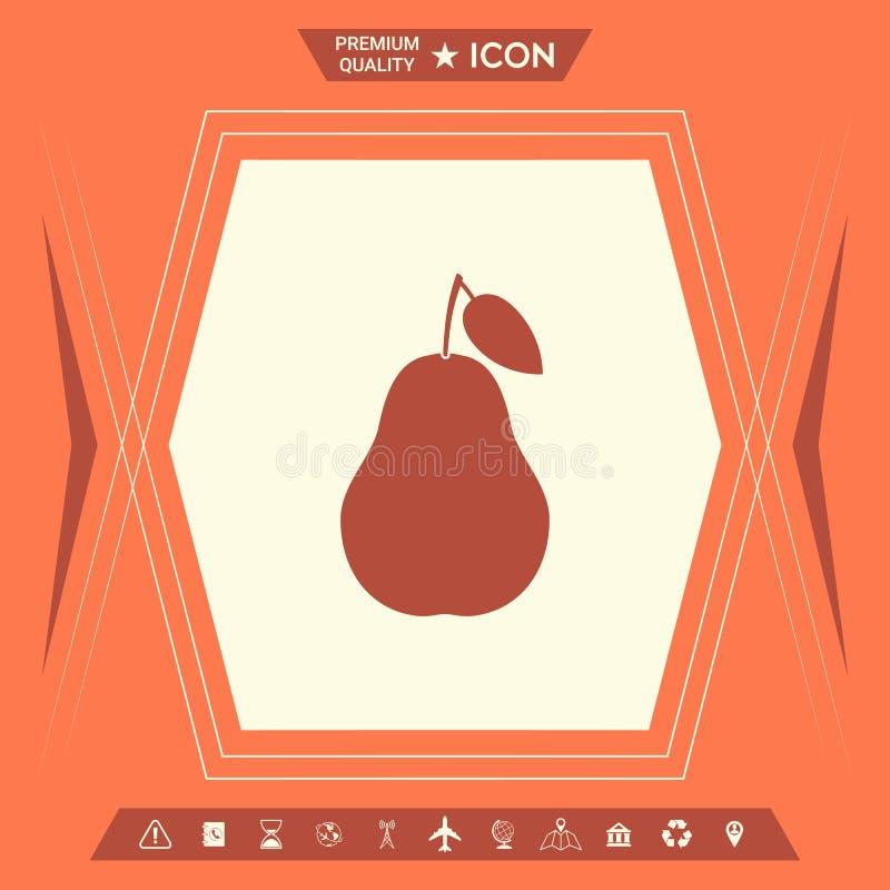 Bonkrety ikony symbol ilustracji