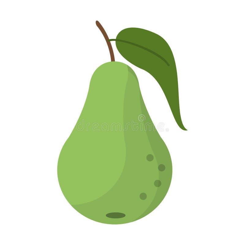 Bonkrety owoc świeża żywność ilustracja wektor