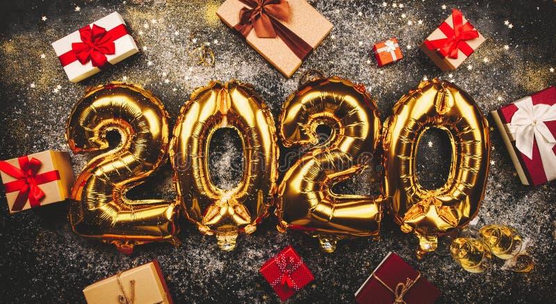 Bonne année 2020 images stock
