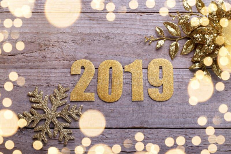 Bonne année 2019 images stock