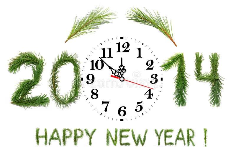 Bonne année ! image stock