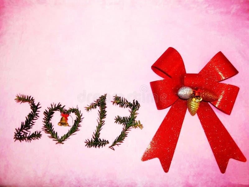 Bonne année 2017 image libre de droits