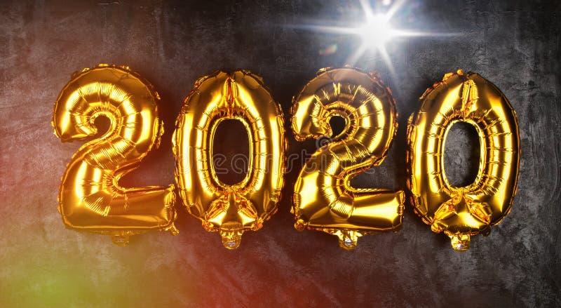 Bonne année 2020 images libres de droits