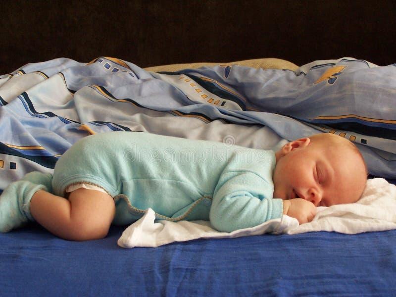 Bonne nuit, mon petit ange. image libre de droits