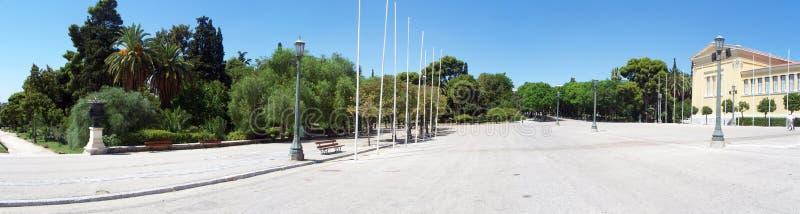 Bonne vue panoramique de Zapion photos libres de droits