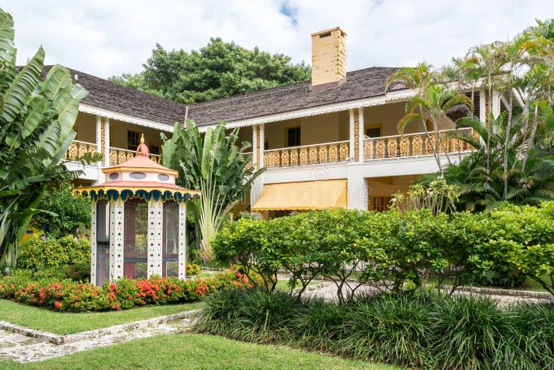 Bonnethuis, Voet Lauderdale, Florida stock fotografie