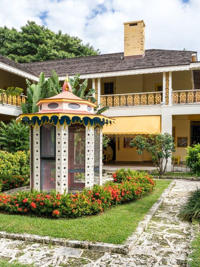 Bonnethuis, Voet Lauderdale, Florida stock foto's