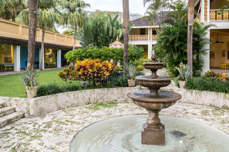 Bonnethuis, Voet Lauderdale, Florida royalty-vrije stock afbeelding