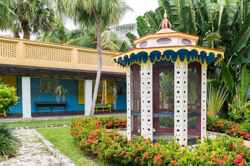 Bonnethuis, Voet Lauderdale, Florida royalty-vrije stock foto