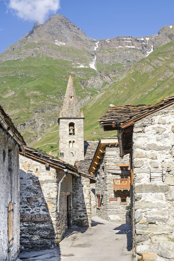 Bonneval-sur-boog stock fotografie