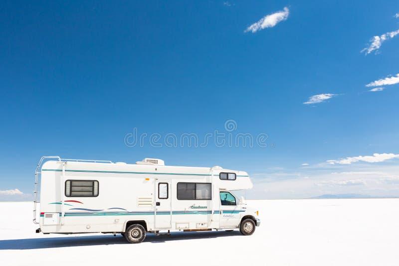 Download Bonneville mieszkań sól zdjęcie editorial. Obraz złożonej z transport - 57661261