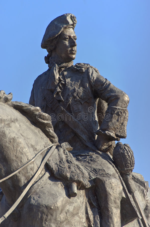 Download Bonnie Prince Charlie stock photo. Image of history, tourist - 5237296
