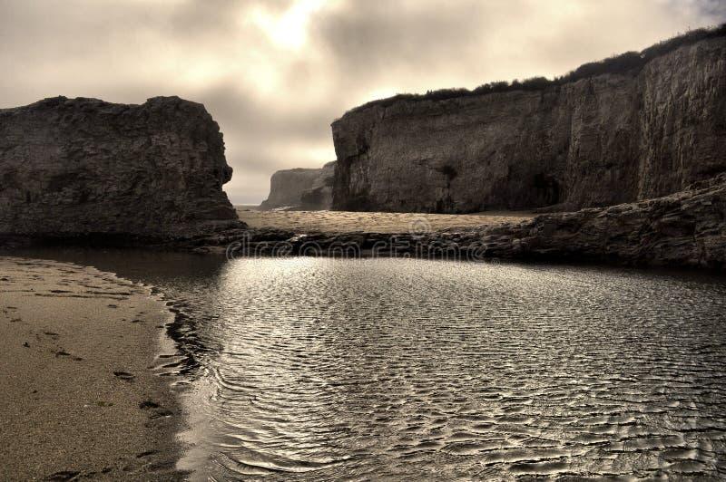 Bonny Dune Beach Pool fotos de archivo