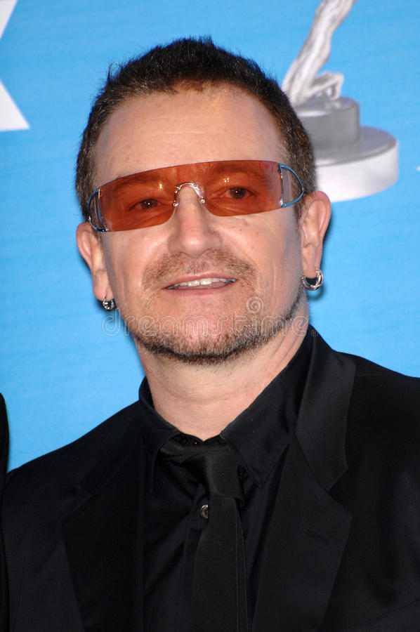 Bono royalty free stock photos