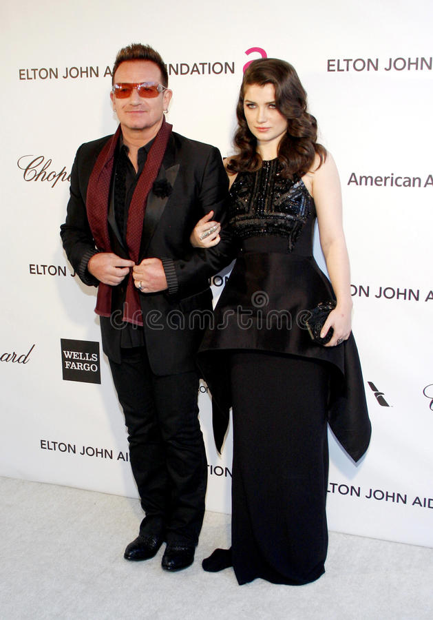 Bono And Eve Hewson Editorial Photography Image Of Redcarpet 53841562