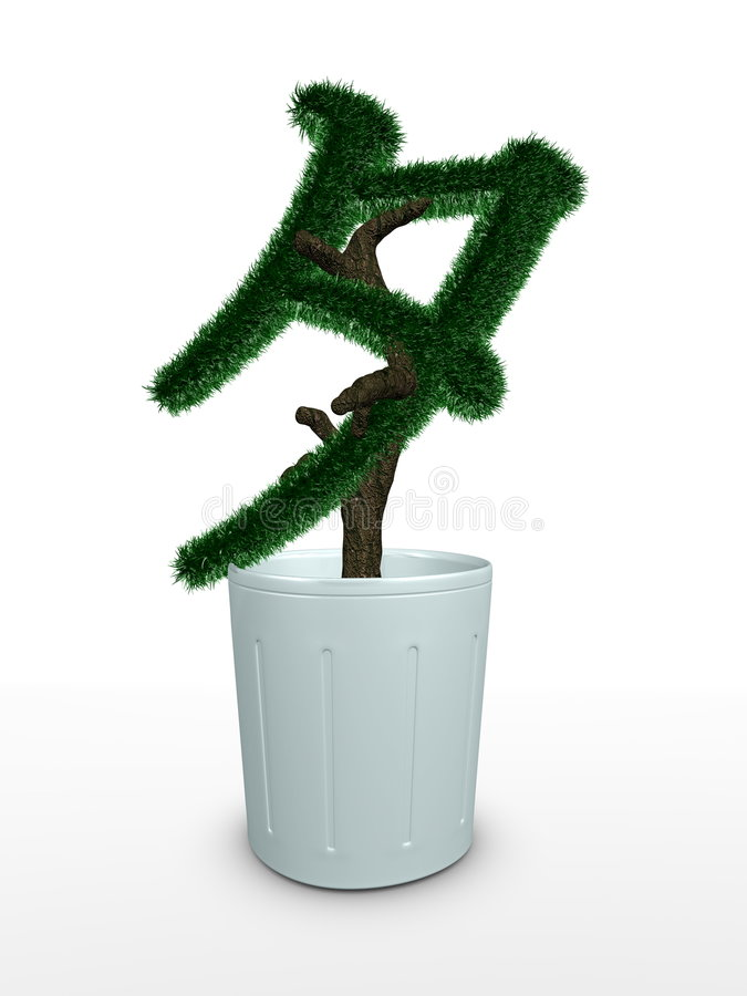 Download Bonsai kana stock illustration. Image of katakana, icon - 5862161