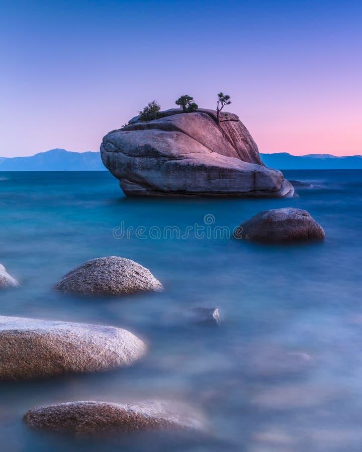 Bonsai Rock stock photos