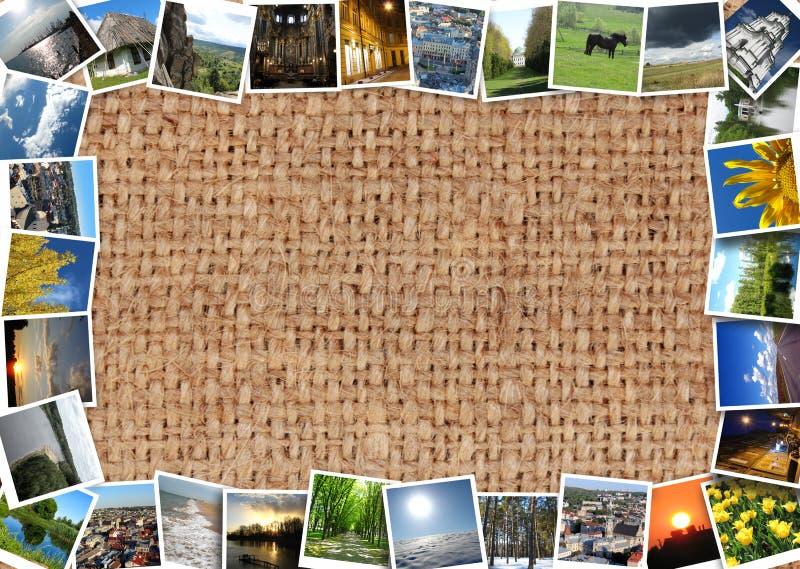 Download Bont Foto's Op Het Bruine Ontslaan Stock Foto - Afbeelding bestaande uit ontwerp, element: 39109182